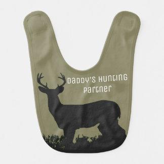 Big Buck Daddy's Hunting Partner Bib