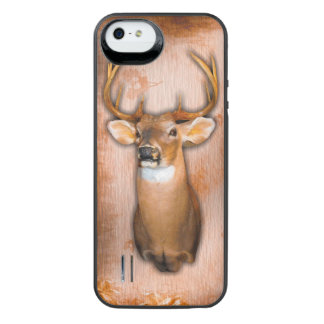 Big Buck iPhone 5/5S battery case Uncommon Power Gallery™ iPhone 5 Battery Case