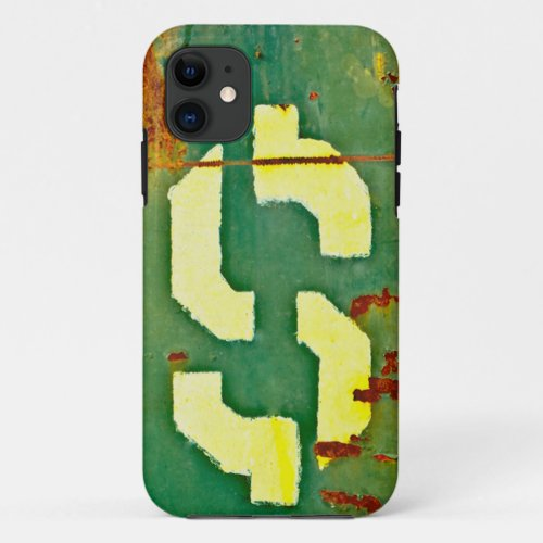 Big Bucks iPhone 11 Case