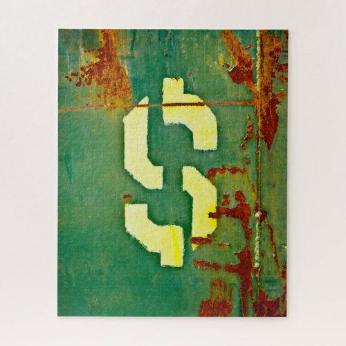 Big Bucks Jigsaw Puzzle
