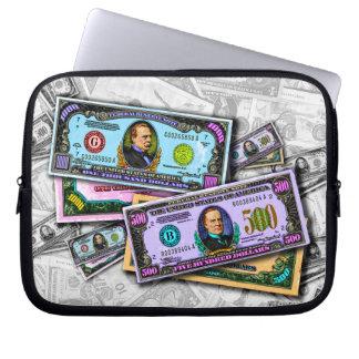 Big Bucks MONEY LAPTOP ELECTRONICS BAG