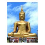 Big Buddha Postcard