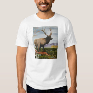 Big bull elk T-Shirt