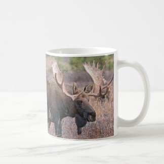 Big Bull Moose Coffee Mug