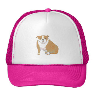 Big Bulldog on mesh caps and multiple Products Trucker Hat