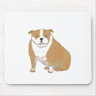 Big Bulldog on multiple Products Mouse Pad