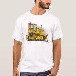 Big Bulldozer Dozer Mans T-Shirt