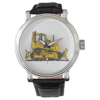 Big Bulldozer Dozer Watch