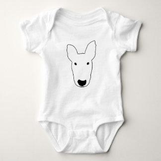 Big Bullie Face Baby T Shirt