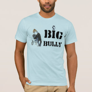 Big Bully Men's Fitted T Shirt