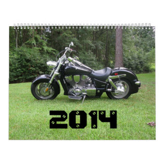Big Bully Motorcycle Calendar