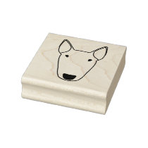 Big Bully Rubber Stamp