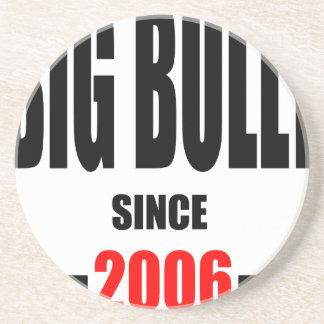 BIG BULLY school since 2000 back learn homework re Drink Coaster