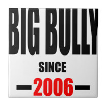 BIG BULLY school since 2000 back learn homework re Tile