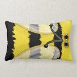 Big Bumble Bee Lumbar Pillow