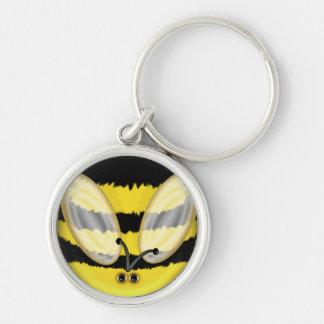 Big Bumble Bee Premium Keychains
