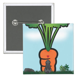 Big Bunneh Carrot Buttons