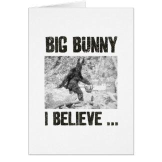 Big Bunny Card
