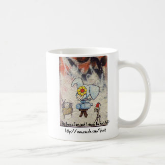 Big Bunny Ears and Friends Mug