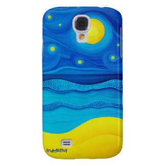Big Butt On Little Beach Galaxy S4 Case