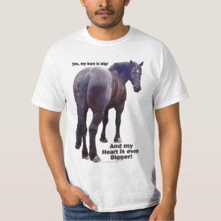 Big Butt Percheron T-Shirt