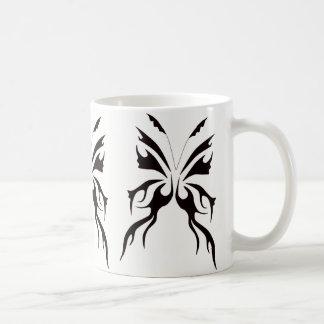BIG BUTTERFLY TATTOO DESIGN FOR COFFEE MUG