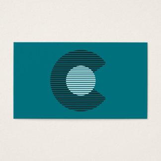 big c business card