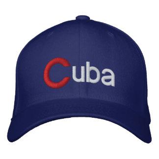 Big C Cuba Baseball Cap