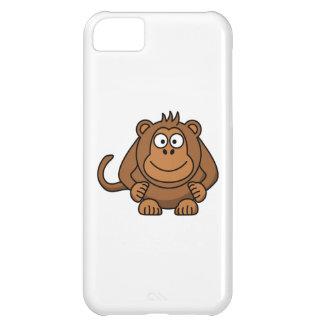 Big Cartoon Monkey Case For iPhone 5C