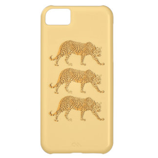 Big Cat Cool Leopards Picture iPhone 5C Case