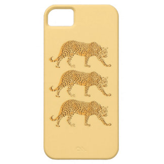 Big Cat Cool Leopards Picture iPhone 5 Cover