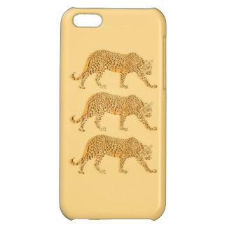 Big Cat Cool Leopards Picture iPhone 5C Cases