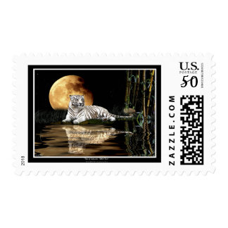 BIG CAT Endangered Species Series Postage