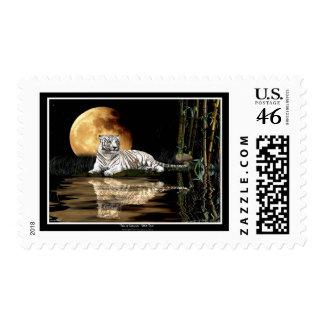 BIG CAT Endangered Species Series Postage Stamps