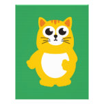 Big cat letterhead