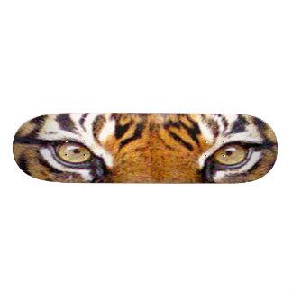 BIG CAT SKATEBOARD-3 Tiger Tiger burning Bright! Skateboard Deck