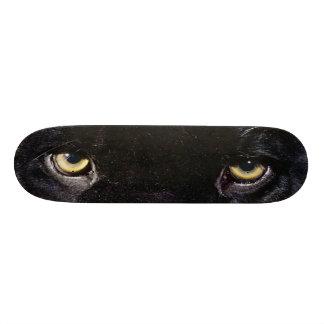 BIG CAT SKATEBOARD-5 Stealth Mode-Panther!