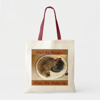 Big Cat/Small Dog Tote Bag