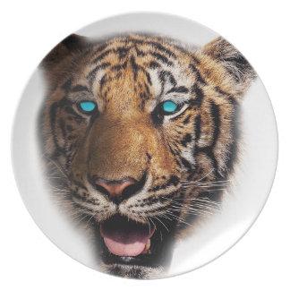 Big Cat Tiger Face Plate