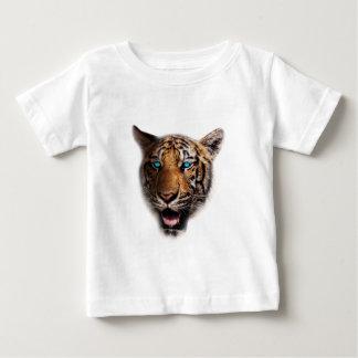 Big Cat Tiger Face Tee Shirt