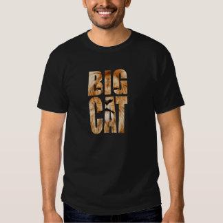 Big cat tshirt