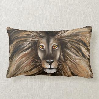 Big Cat Wide Pillow