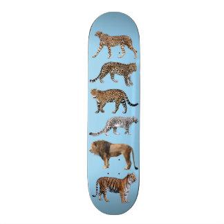 Big Cats Skateboard