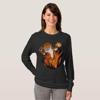 Big Cats (Tiger roar) T-Shirt