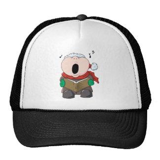 Big Cheeks Caroler Trucker Hat