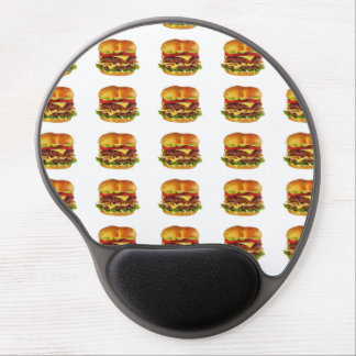 Big Cheesburgers Gel Mouse Pad