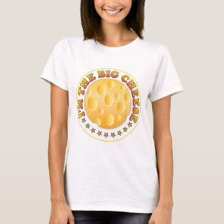 Big Cheese R T-Shirt