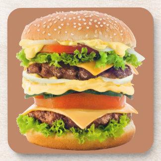 Big Cheeseburger Coaster
