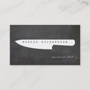 Chef Business Cards Amp Templates Zazzle