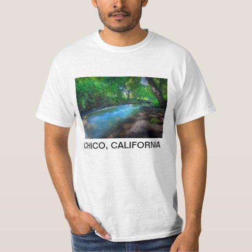 big chico creek chico california t shirt zazzle